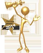 Clipmass Award 2014 Winner