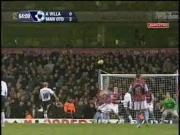 คลิป scholes manu manchester united score aston villa