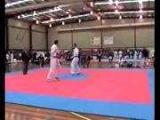 คลิป คาราเต้ karate ศิลปะการต่อสู้ KO manytv