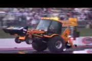 คลิป Tractor รถไถ  แดร็ก