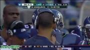 คลิป อเมริกันฟุตบอล อารมย์ รุนแรง หมวก หัวแตก NFL
