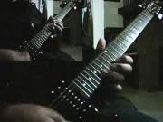 คลิป กีตาร์ guitar dragonball