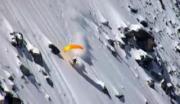 คลิป กีฬาท้าเสียว, เล่นสกี, หิมะถล่ม, กีฬา, เสียว, x-treme, สกี, หิมะ, เล่นสกี, ร่ม, กีฬา, สเก็ตบอร์ด