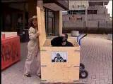 คลิป แกล้งคน กอริลลา ในกล่อง