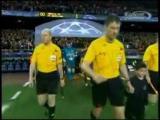 คลิป บาร์เซโลน่า 4 - 1 อาร์เซนอล แชมเปี้ยนส์ ลีก 06-04-2010