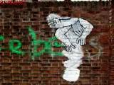 คลิป แอนิเมชั่น animation wall paint พ่นสี ฝาผนัง