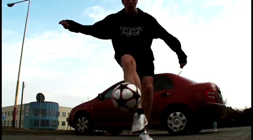 ฟุตบอลฟรีสไตล์ What Freestyle Has Become - Part 2