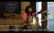 เรียนกลอง สอนกลอง กลองชุด กลอง ตีกลอง เรียนดนตรี สอนดนตรี drum bds bangkokdrums