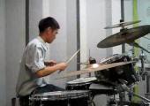 เรียนกลอง สอนกลอง ตีกลอง กลองชุด กลอง bds bangkkokdrum music ดนตรี