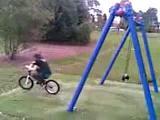 คลิป Swing Flip To Bike  เจ๋งๆๆ