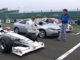 รถ รถแข่ง รถยนต์ ฟอร์มูล่าวัน เลอมังส์ ฟอร์ด โฟกัส แข่ง แปลก หาดูยาก รายการทีวี