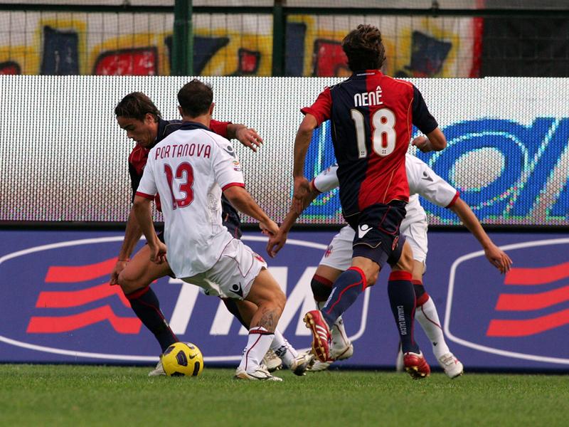 คลิป กายารี่ 0-3 โบโลญญ่า โคปปา อิตาเลีย คัพ