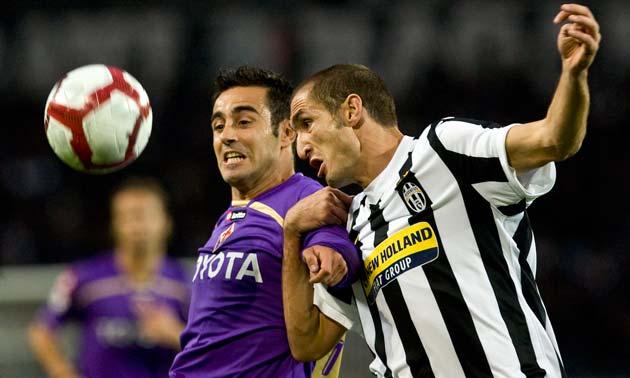 คลิป ยูเวนตุส 1-1 ฟิออเรนติน่า..กัลโซ่ ซีเรียอา