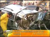 คลิป อุบัติเหตุ รถชนเสาตอหม้อ ถ.พระราม 2 ตาย 7
