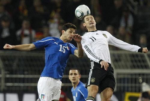 คลิป เยอรมัน 1-1 อิตาลี..ฟุตบอลกระชับมิตรทีมชาติ