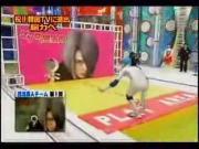 คลิป  เกมโชว์ ญี่ปุุ่น Tetris game show tv japan