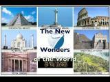 สารคดีเจ็ดสิ่งมหัศจรรย์ 7 Wonders of the Worl