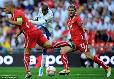 คลิป อังกฤษ 2-2 สวิตเซอร์แลนด์..ฟุตบอลยูโร2012 รอบคัดเลือกกลุ่ม G
