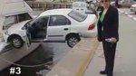 คลิป คลิป ตลก รถ ผู้หญิง รถยนต์ เกรียน พลาด ขับรถ