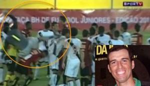ประตู โหด กุสตาโว่ กังฟูคิก โยกาโดร์ คอหัก u20 เยาวชน ฟุตบอล บราซิล