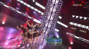 คลิป 110813 [HD] Dana & Sunday (CSJH The Grace) - One More Chance @ MBC Music Core  Live
