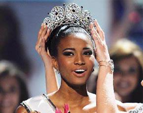คลิป Miss Universe 2011 มิสแองโกลา คว้ามงกุฏ