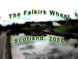 คลิป Falkirk Wheel ลิฟท์เรือ หมุนได้แห่งแรกของโลก