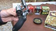 คลิป ปืน คนชอบปืน คนรักปืน .22 โม่9นัด Taurus Model 94