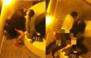 คลิป คลิปหลุด เทส จู นางแบบฮ่องกง คลิปฉาวดารา แสดงบทรักกลางแจ้ง