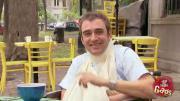 คลิป คลิปแกล้งคน ทำเป็นคนพิการ ช่วยยกถ้วยอาหารให้หน่อยครั
