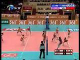 คลิป โต้กันนานมากให้ทาย...ฝั่งไหนได้แต้ม ใน Chinese Women Volleyball