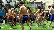 คลิป flashmob
