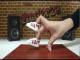 คลิป นิ้วมือก็เต้นได้ Fingers Breakdance  ฮ่าๆ