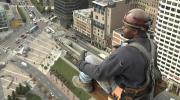 อาชีพ ตำแหน่งงาน ต้องการมาก ว่าง อาคารสูง ก่อสร้าง งานเหล็ก เสี่ยง หวาดเสียว อันตราย รายได้ดี