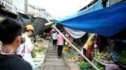ตลาดที่อันตรายต่อการเดินซื้อของ  ที่สุดในโลก
