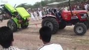 ชัคคะเยอร์ รถแทรกเตอร์  เอาสะรถตีลังกาเลย ที่อินเดีย