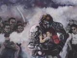 เกราะดำ นิยายภาพ การต่อสู้ ฮีโร่ไทย โจร