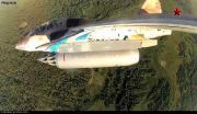 ภาพสวยๆเครื่องบินโจมตี Su-25UB ขณะยิงยิงขีปนาวุธ