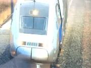 คลิป tgv รถไฟ ราง ฝรั่งเศส