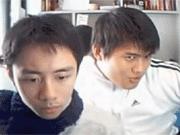 two chinese boy bu de bu ai karaoke