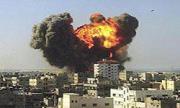 เครื่องบินรบ ซีเรีย ทิ้งบอมถล่มแหล่งกบดาน กฏบซีเรีย