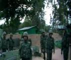 ทหารไทย รบ ทหาร กองทัพไทย สมรภูมิ ปราสาทตาเมือง ตาควาย เขมร