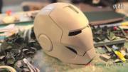 คลิป สุดเจ๋ง ทำหน้ากาก iron Man สุดไฮเทคสุดยอดเลยครับ