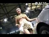 คลิป เซี่ยงไฮ้มอเตอร์โชว์2013 พริตตี้จีนโชว์นม