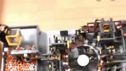 คลิป การทำงานของ เครื่องจักรเลโก้ ที่คุณเห็นแล้วต้องทึ่ง