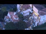 คลิป ระทึก หลุมยุบกลืนรีสอร์ตในฟลอริด้า ใกล้ดิสนียเวิล์ด ตึก-อาคารจม ผู้คนแห่หนีตาย