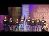 Gimmick Force I Hiphop International 2013 I LAS VEGAS