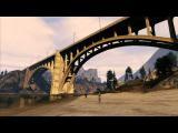 ภาพ Time-Lapse ที่บันทึกมาจากเกมส์ GTA V