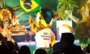 คลิป บรรยากาศ แถลงข่าว ทัวร์ดูบอลโลก2014 ที่บราซิล