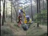 สุดยอด! เครื่องตัดต้นไม้